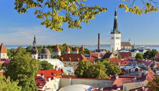 Viaje a Paises Bálticos. Con San Petersburgo