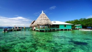 Viaje a Panamá. A Medida. Bocas del Toro