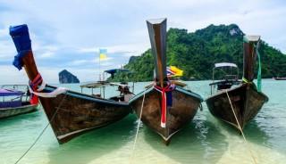 Viaje a Thailandia. A Medida. Bangkok y Phuket