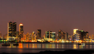 Viaje a Panamá. Nomads. Oasis tropical
