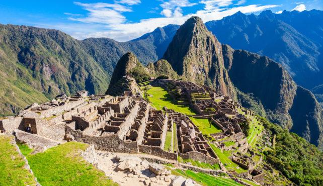 Viaje a Perú singles