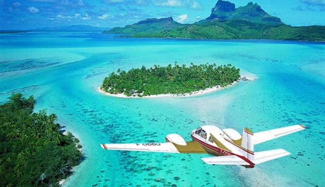 Viaje a Polinesia a medida. Bora bora y Tikehau