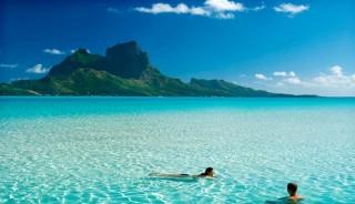 Viaje a Polinesia. Luna de miel