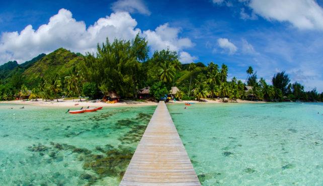 Viaje a Polinesia. A medida. En pequeños hoteles
