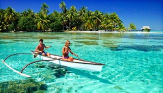 Viaje a Polinesia a medida novios