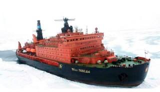 Viaje a Polo Norte en crucero.