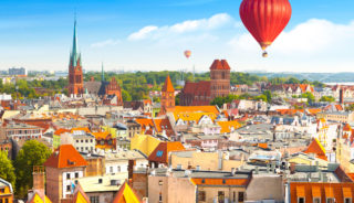 Viaje a Polonia. En grupo. Polonia del Norte. Ámbar, lagos y castillos.