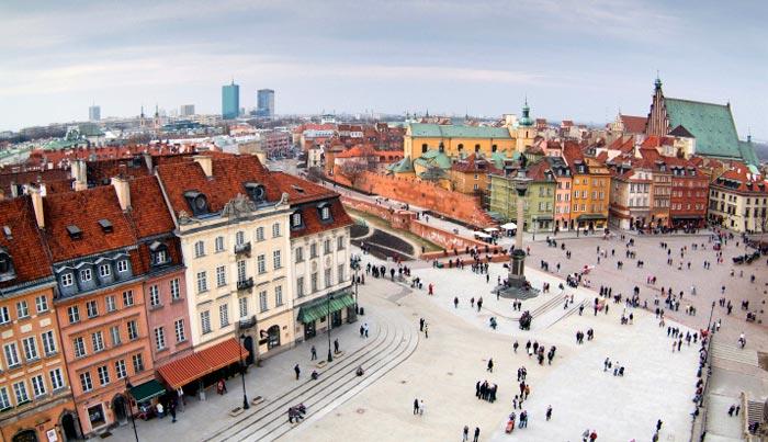 Viaje a Polonia a medida