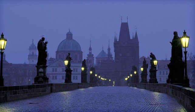 Viaje a Praga y Bohemia. Semana Santa