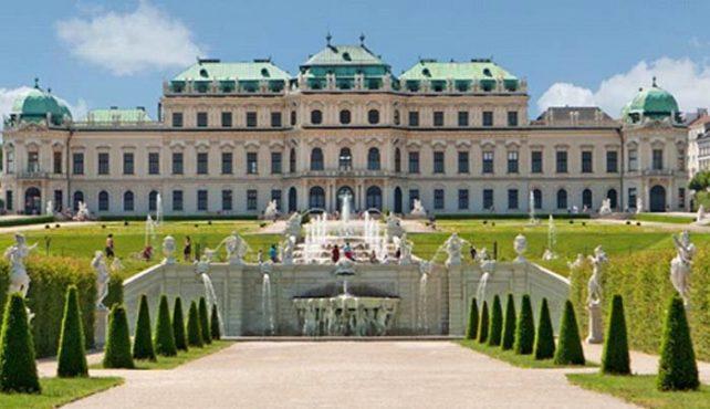Viaje a Praga, Budapest y Viena. En Grupo
