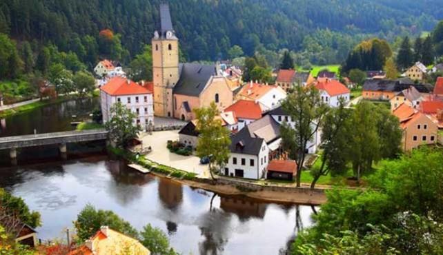 Viaje a República Checa. En familia