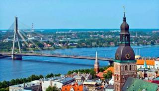 Viaje a Riga. Navidad