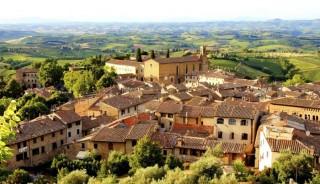Viaje a Italia. Semana Santa. Toscana