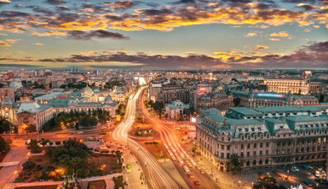 Viaje a Rumanía. Grupo verano. Rumanía al completo.