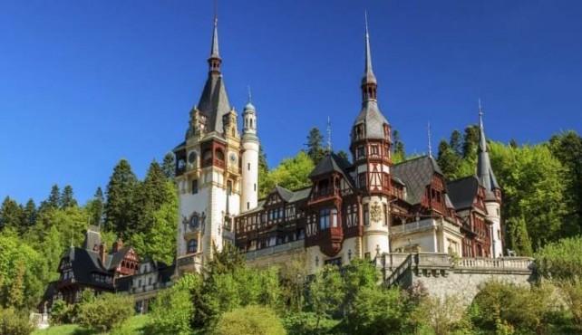Viaje a Rumanía. Transilvania y Monasterios