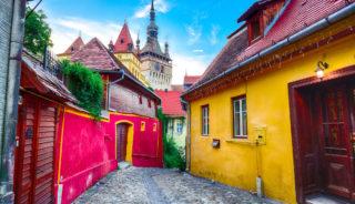 Viaje a Rumanía. A medida. Fly and drive. La gran ruta de Rumanía