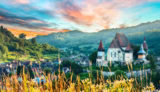 Viaje a Rumanía. Singles. Viaja solo. Los Cárpatos y Transilvania
