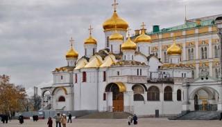 Viaje a Rusia. Moscú y San Petersburgo