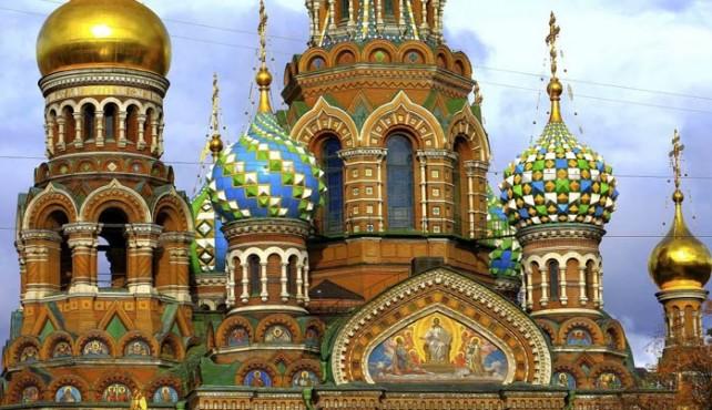 Viaje a Rusia. Crucero San Petersburgo a Moscú