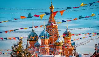 Viaje a Rusia. En Grupo. San Petersburgo, Moscú y Golden Ring