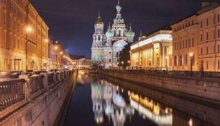 Viaje a Rusia. San Petersburgo y Moscú
