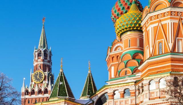 Viaje a Rusia. Singles