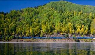 Viaje a Rusia. En tren de lujo.