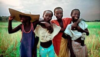 Viaje a Senegal. En Grupo