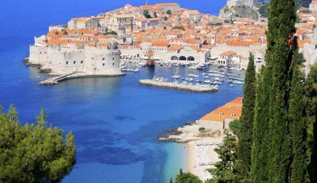 Viaje a Serbia, Bosnia, Montenegro y Croacia. Semana Santa