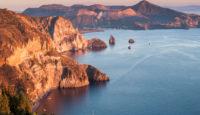 Viaje a Sicilia. Velero por las Islas Eolias