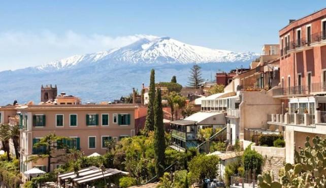 Viaje a Sicilia. A medida. Fly Drive
