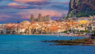 Viaje a Sicilia. En Grupo. Colores de Sicilia