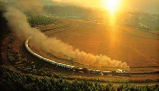 Viaje a Sudáfrica. En tren de lujo