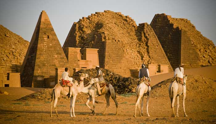Viajes a Sudán medida