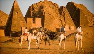 Viaje a Sudán en grupo