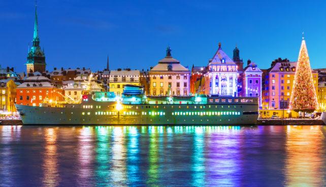 Viaje a Suecia y Estonia. navidad. Fin de año para descubrir el Báltico con Estocolmo, un mini crucero de Fin de Año y Tallín