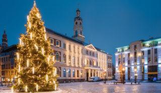 Viaje a Suecia y Letonia. Navidad. Fin de año para descubrir el Báltico con Estocolmo, un mini crucero de Fin de Año y Riga