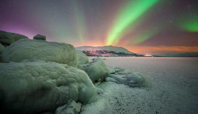 Viaje a Suecia. Puente de Diciembre. Laponia Sueca al completo: auroras boreales y raquetas de nieve