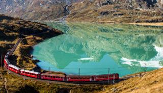 Viaje a Suiza. A medida. Recorrido panorámico: Glacier Express y Bernina Express