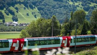Viaje a Suiza. A medida. Suiza en tren: Glacier Express