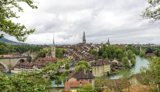 Viaje a Suiza. Región de Gruyère