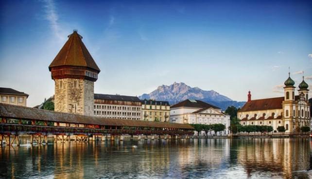 Viaje a Suiza. Gran ruta trenes de montaña