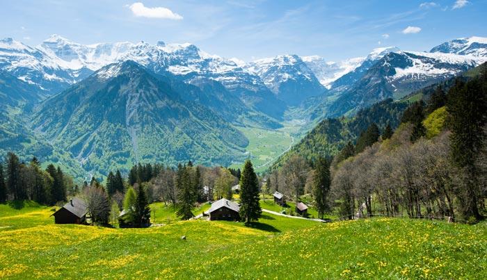 Viaje a Suiza a medida