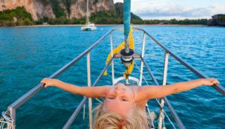 Viaje a Tailandia. En familia. Disfrutando del paraíso juntos