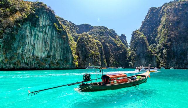 Viaje a Thailandia. Naturaleza y playa
