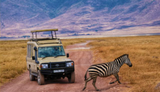 Viaje a Tanzania y Zanzíbar. Aventura en Tanzania