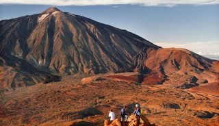 Tenerife Norte. senderismo y Velero
