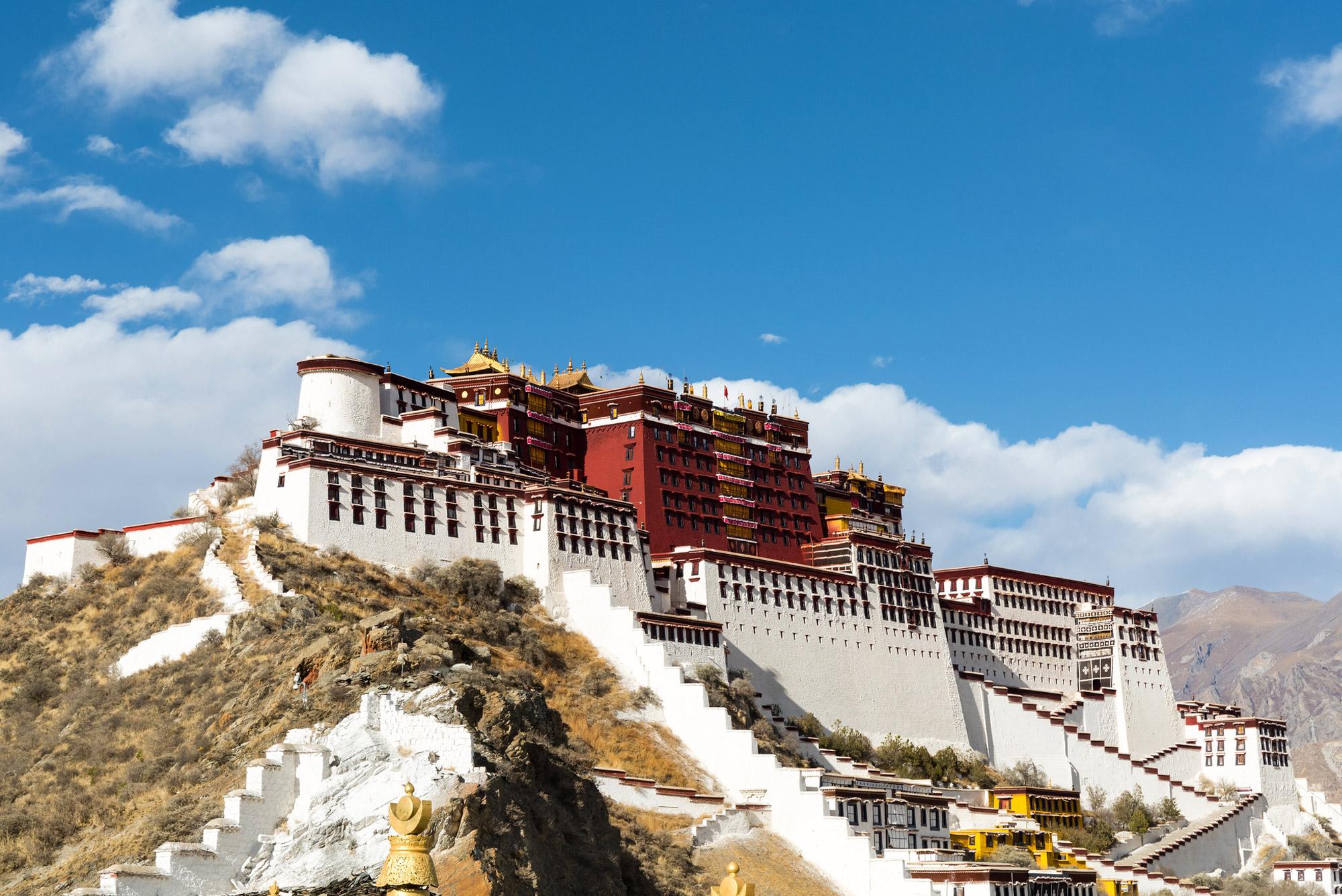 Viaje A Tíbet Y Nepal Tocando El Cielo