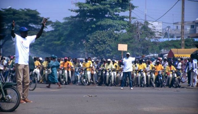 Viaje a Togo y Benín. Grupo Verano