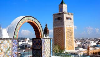 Viaje a Túnez. A medida. Desierto y playas de Túnez